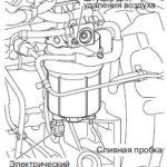 Как заменить топливный фильтр Isuzu