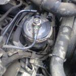 Как заменить топливный фильтр на Dodge RAM 2005 года