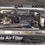 Как заменить топливный фильтр на Ford Ranger 1990 года