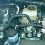 Как заменить топливный фильтр Prado