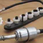 Как заменить топливный фильтр Sea-Doo