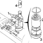 Как заменить топливный фильтр в Ford Escort 1999 года