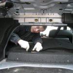 Как заменить топливный фильтр в Hyundai Sonata