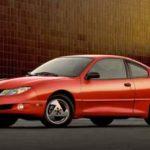 Как заменить топливный фильтр в Pontiac Sunfire