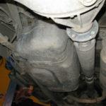 Как заменить топливный фильтр в Toyota Tundra