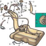 Как заменить топливный инжектор в VW Jetta