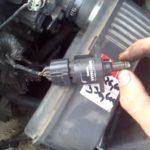 Как заменить топливный насос в бачке Dodge