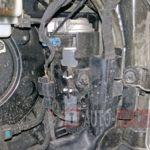 Как заменить топливный насос в Hyundai Santa Fe