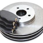 Как заменить тормозные колодки в Toyota Avalon