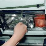 Как заменить узел фар в автомобилях