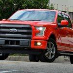 Как заменить водительское зеркало на пикапе Ford F-150