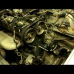 Как заменить водяной насос в Chrysler Sebring