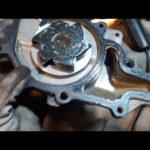 Как заменить водяной насос в Mercedes