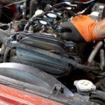 Как заменить воздушный фильтр на Ford Ranger