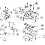 Как заменить впускной коллектор в Ford Taurus