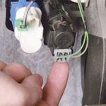 Как заменить выключатель стоп-сигнала