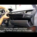 Как заменить выключатель зажигания E350