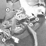 Как заменить выключатель зажигания Nissan Maxima