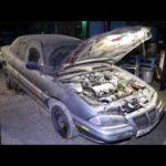 Как заменить выпускной коллектор в Pontiac Grand Am