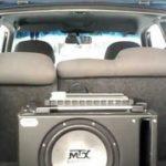 Как заменить задние динамики в Hyundai Accent