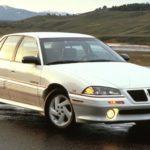 Как заменить задние дисковые тормоза в Pontiac Grand Am