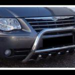 Как заменить задние фонари на Chrysler Sebring