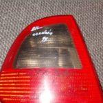Как заменить задние фонари в Гран-При Понтиака