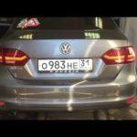 Как заменить задние фонари в VW Jetta