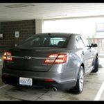 Как заменить задние сигнальные огни в Ford Taurus