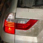Как заменить задний фонарь BMW X3