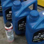 Как заменить жидкость для автоматической трансмиссии на XG350 Hyundai