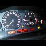Как запрограммировать часы в BMW 325i