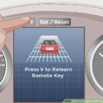 Как запрограммировать GM G6 для входа без ключа