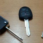 Как запрограммировать ключи от машины Mitsubishi