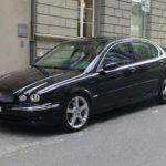 Как запрограммировать телефон в Jaguar X-Type 2002 года