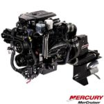 Как запустить двигатель MerCruiser из воды