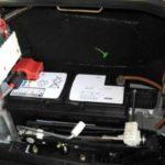 Как зарядить аккумулятор в BMW 540i