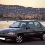 Как зарядить кондиционер на Ford Escort 1999 года