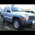 Как зарядить кондиционер в Jeep Liberty 2005 года