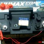 Как зарядить необслуживаемый автомобильный аккумулятор