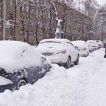 Как завести автомобиль с замерзшей батареи