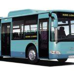 Какой стандартный размер для городского автобуса?
