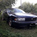 Какой тип трансмиссионной жидкости для Chevy Impala 2000 года?