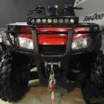 Каковы технические характеристики Honda 350 FourTrax?