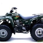 Kawasaki Bayou 400 Технические характеристики
