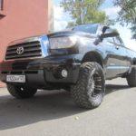Лучшие шины для Toyota Tundra