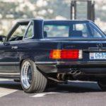 Mercedes 560Sl Технические характеристики