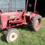 Международные характеристики трактора B414