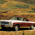 Моторы, используемые в Chevy El Camino