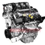 MPG двигателя Ford 3.7L DOHC